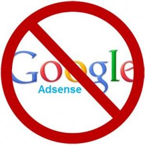 Blogging without Google Adsense