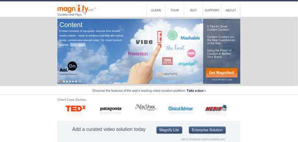 magnify video sharing website