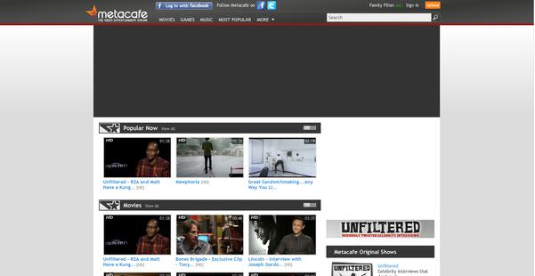 metacafe video sharing website Make Money Online with Video Sharing Websites