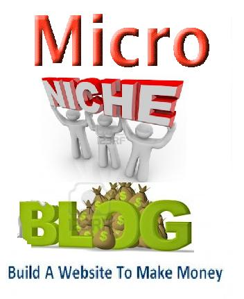 Make Money Using Micro Niche Blog