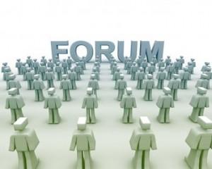 make money using forum