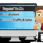 more web traffic & sales