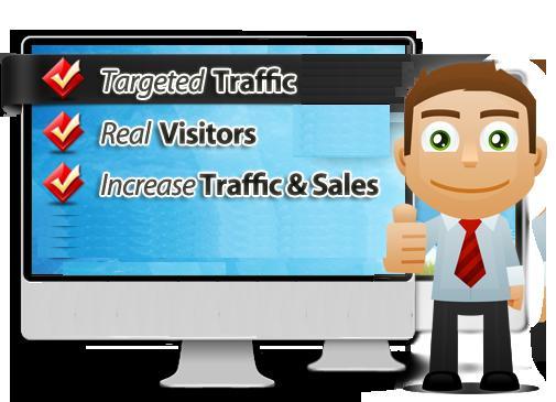 more web traffic & sales