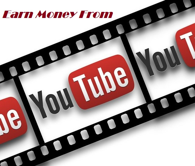 YouTube for Earning